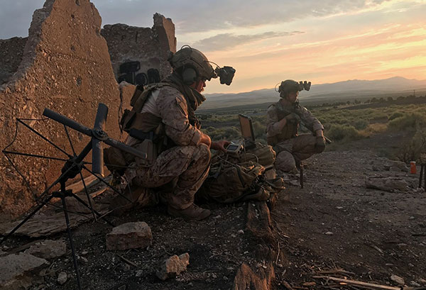 Special Operations Communications (SOF)